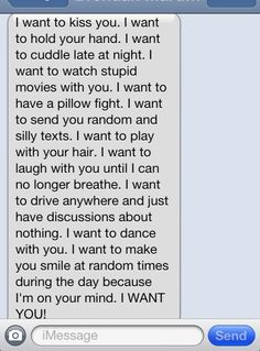 text, is this to much to ask. Maybe in June <3