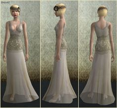 Mod The Sims - *Brides of the 1920s*