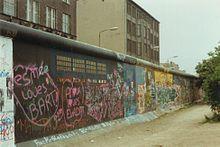 Berlijnse Muur - Wikipedia