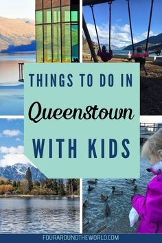 Discover the best things to do with kids in Queenstown with family-fun attractions and tours that everyone will love. No matter what time of year you visit, you will find plenty of inspiration for your Queenstown itinerary with the best things to do in Queenstown with kids. Best Family Vacations, Family Road Trips, Family Travel, Toddler Travel, Travel With Kids, Queenstown Gardens, Stuff To Do, Things To Do, Queenstown New Zealand