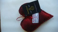 Harris tweed heart ornament Christmas decoration by Scotswhahae, $15.00