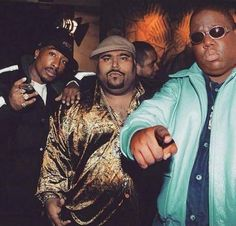 Tupac, Big Pun, and Biggie Hip Hop And R&b, Love N Hip Hop, 90s Hip Hop, Hip Hop Rap, Tupac Und Biggie, Estilo Cholo, Hip Hop Classics, Arte Hip Hop, Photo Star