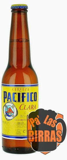 Pa' Las Birras: Pacífico Clara