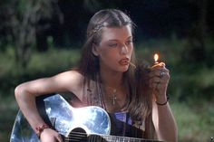 Milla Jovovich in Dazed and Confused, 1993