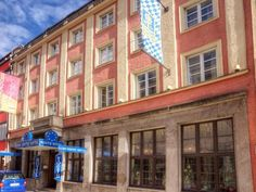 Munich Euro Youth Hotel Germany, Europe Ideally located in the prime touristic area of Ludwigsvorstadt, Euro Youth Hotel promises a relaxing and wonderful visit. Featuring a complete list of amenities, guests will find their stay at the property a comfortable one. All the necessary facilities, including free Wi-Fi in all rooms, Wi-Fi in public areas, car park, tours, laundry service, are at hand. Each guestroom is elegantly furnished and equipped with handy amenities. The hote...