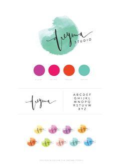 Recent Brand Dreyma Studio Eva Black Design Logo Inspiration, 2 Logo, Typography Logo, Web Design, Design Art, Studio Design, Creative Design, Design Ideas, Kreative Jobs