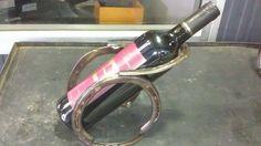 display bottle holder check us out on facebook Pop's Art & Co