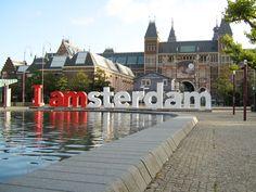 i amsterdam sign - Google Search