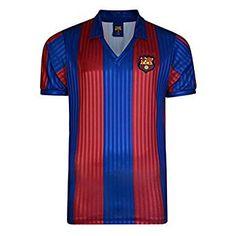 e6726e970c Camiseta oficial FC Barcelona - Barca retro 1992