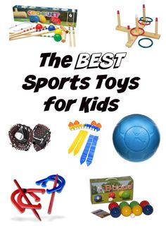 Sports Toys for Kids