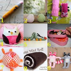 soft toys with patterns
