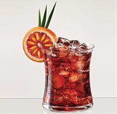 Summer bourbon drinks -- Forbidden Sour
