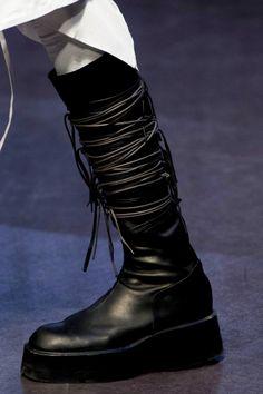 db0fd873bf2c black leather boots, Julius SS 2016 (men s apparel, shoes) Черные Кожаные  Сапоги