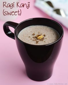ragi-kanji-sweet / Finger millet porridge