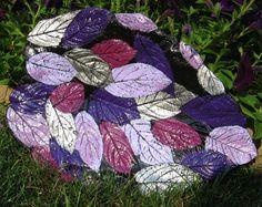 Concrete Leaf Casting by ConcreteImpressions on Etsy, $38.00