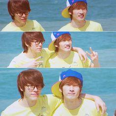 eunhae (eunhyuk and Donghae)