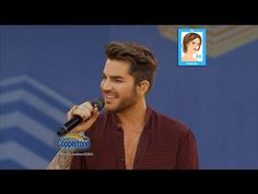 Adam Lambert FULL GMA Performance | LIVE 6-19-15 - YouTube