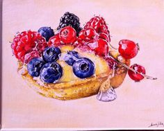 Food cibo quadro painting