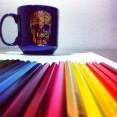 Skull & colors