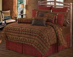 Bedding for the Cabin