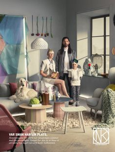 Interiors - Lo Bjurulf - LINKdetails
