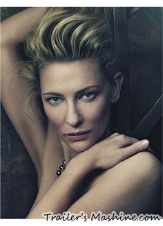 Фото Кейт Бланшет (Cate Blanchett) для июньского номера W