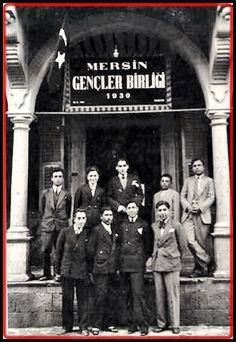 Mersin 1930 mersin gençler birliği.