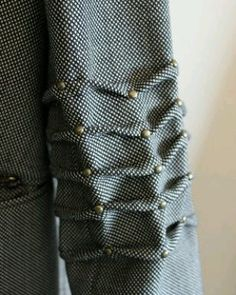 Sleeve embellishment
