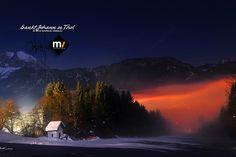 December ~ day 6 ~ fog over the village Romania, Holiday Crafts, December, Explore, Decor, Art, Decoration, Decorating, Dekorasyon