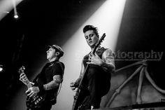 05/12/13 - Birmingham, Inglaterra - avenged sevenfold, a7x
