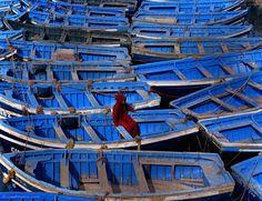Bateaux en Afrique de l'Ouest