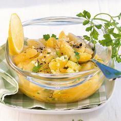 Spanische Zitronen-Kartoffeln