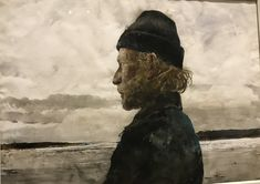 Watch Cap, Andrew Wyeth
