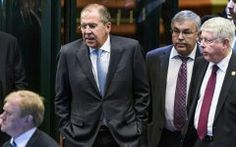 Lavrov spoke about the outcome of talks on Syria in Lausanne