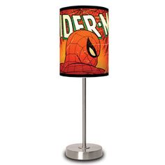 Lamp-In-A-Box Fab.com | Lamps With Marvel Comics Motifs $28 Sale