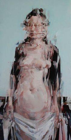 Alex Kanevsky oil painting