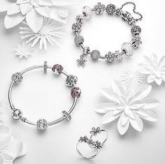 2c60e0e9497ed Spring 2015   Pandora Bijoux Pandora, Charmes De Bracelet De Pandora, Bagues  Pandora,