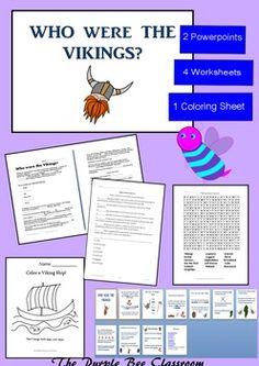 vikings longships information and comprehension worksheet vikings pinterest student. Black Bedroom Furniture Sets. Home Design Ideas