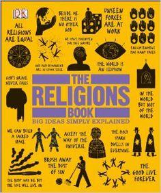 The Religions Book (Big Ideas Simply Explained): DK: 9781465408433: Amazon.com: Books
