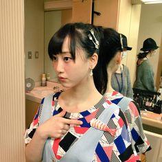 """akibeya:  """"日本テレビ「PON!」、ありがとうございました!! ご紹介させていただきました駅弁は、えび千両ちらしでした。 #エビ""""  松井玲奈"""