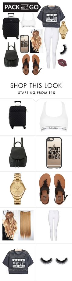 """Untitled #9"" by meredithlayne ❤ liked on Polyvore featuring Kate Spade, Calvin Klein Underwear, rag & bone, Casetify, Lacoste, Billabong, Topshop and Lime Crime"