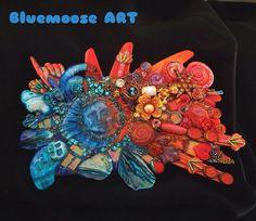 The Fantastic Bead Mosaics Sun Series      the ENERGY DREAM