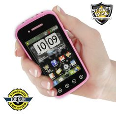 Special Offers - Streetwise Security Products Streetwise SamStun Cell Phone Rechargeable Pink - In stock & Free Shipping. You can save more money! Check It (July 04 2016 at 05:22PM) >> http://flashlightusa.net/streetwise-security-products-streetwise-samstun-cell-phone-rechargeable-pink/