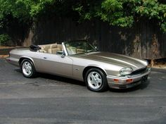 1992(?) Jaguar XJS Convertible V-12