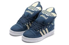 Adidas Obyo Shoes Blue