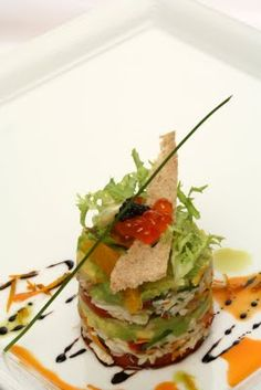 plating techniques | Plating Techniques http://aeonwebtechnology.com/mcfc/culinary-plating ...