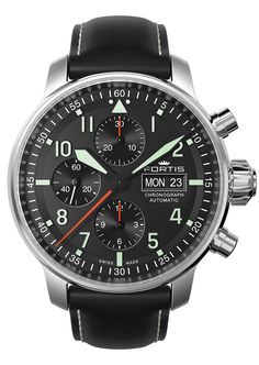 FORTIS has been one of if not the best and most authentic manufacturers of pilot's ...
