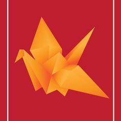 Crane Paper-Folding