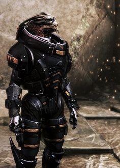 Mass Effect - Garrus Vakarian.