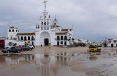 ExclusivaDLM: El Rocío su aldea inundada por @MDoloreMata